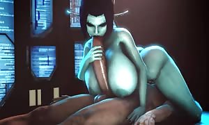 hentai 3D large boobs Soria soft fucked