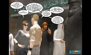 3D Comic: Clara Ravens. episode three