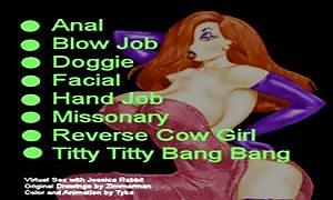 Julius Zimmerman Misc - Virtual Sex Jessica- cow-girl