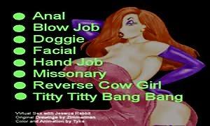 Julius Zimmerman Misc - Virtual Sex Jessica- doggy