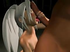 3D-Teen Torima, Act 1 - Hentai Fucking